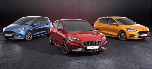 Ford Focus 2022.