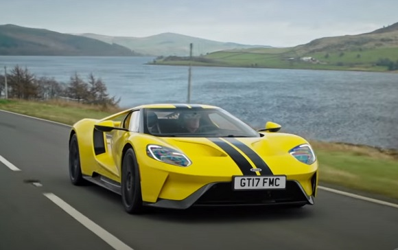 Ford GT 2021.