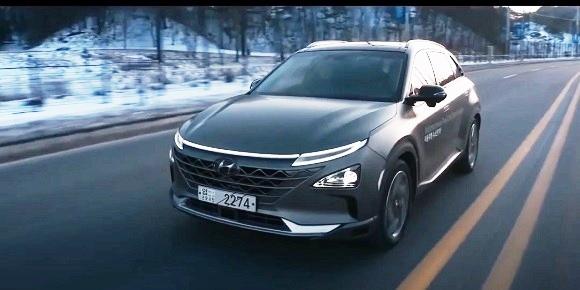 Hyundai Nexo 2022.