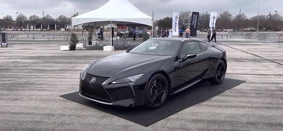 Lexus LC Inspiration 2021.