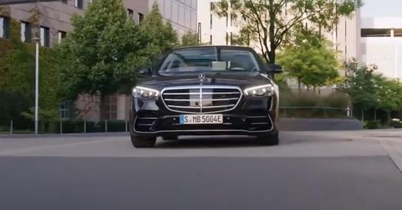 Mercedes-Benz S 580 e 2021.