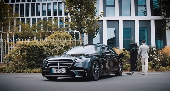 Mercedes SL73 AMG 2022.