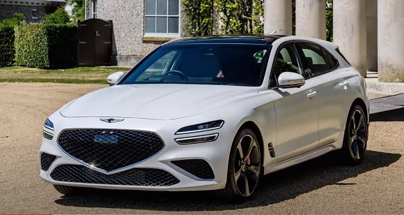 New Genesis G70 2021.