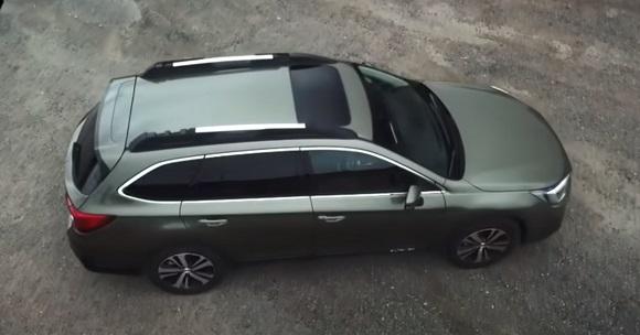 Subaru Outback 6 2021.