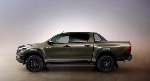 Toyota Hilux 2022.