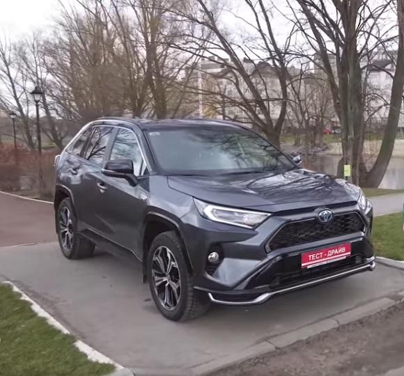 Toyota RAV4 2022.