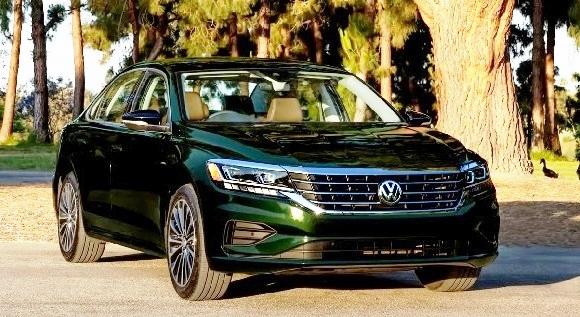 Volkswagen Passat Limited Edition 2022.