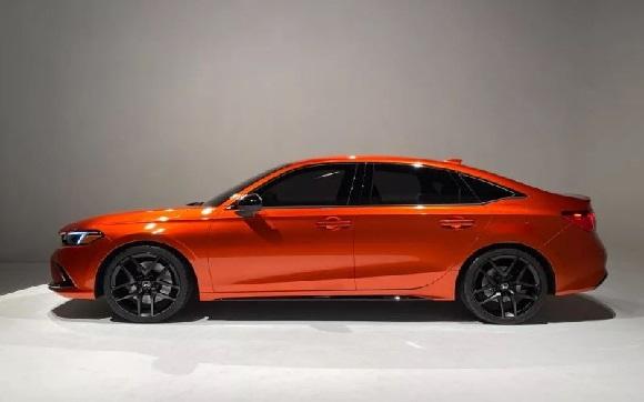 Honda Civic 11 - 2022.