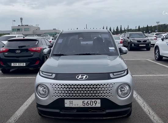 Hyundai Casper 2022.